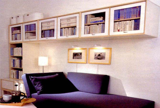 интерьер однокомнатной малогабаритной квартиры фото