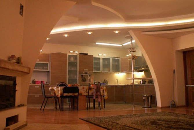 примеры дизайна однокамнатной квартиры