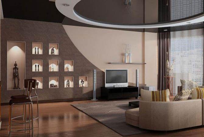 отделка ремонт дизайн квартир