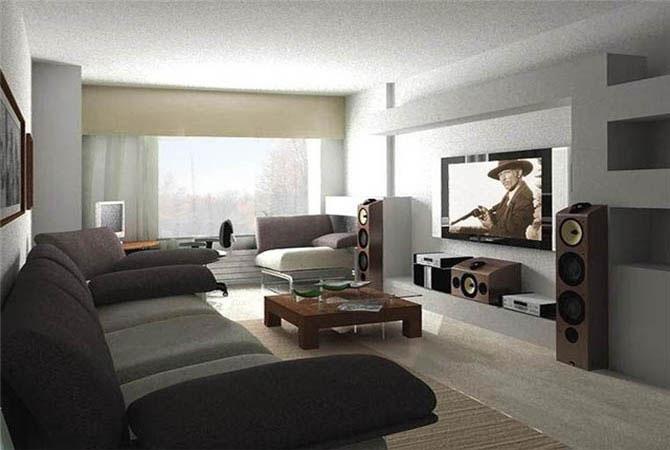 пример интерьера малогабаритных квартир