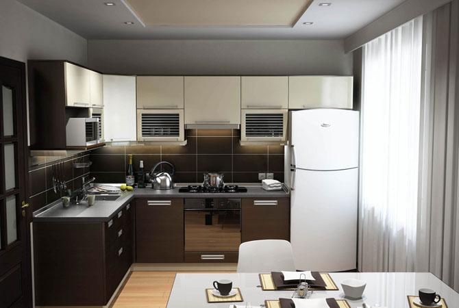 дизайн интерьеров маленьких квартир