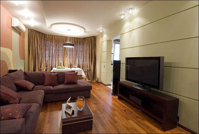 ремонт квартир и перепланировка