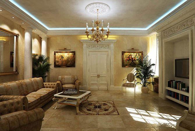 дизайн однокомнатной квартиры пример проекта