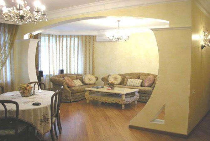 интерьер дома в стиле прованс.