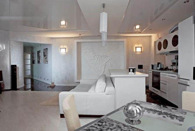 дизайн проекты двухкомнатных квартир