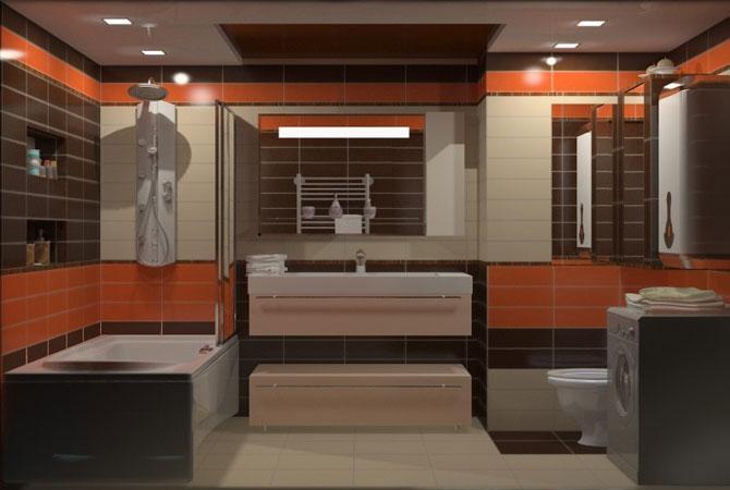 проект перепланировки 1 комнатной