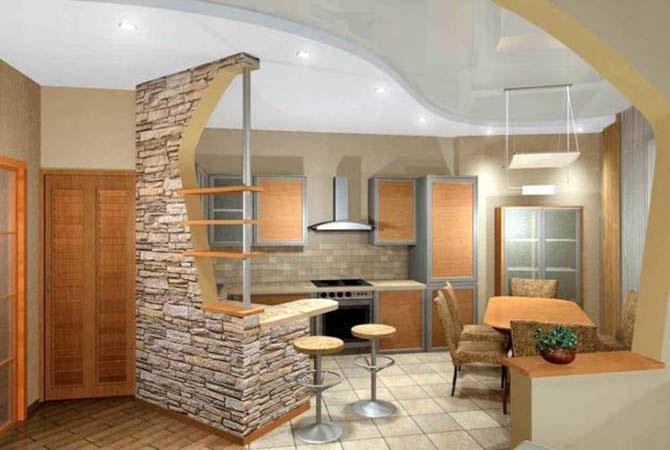 Дизайн интерьера квартиры санкт