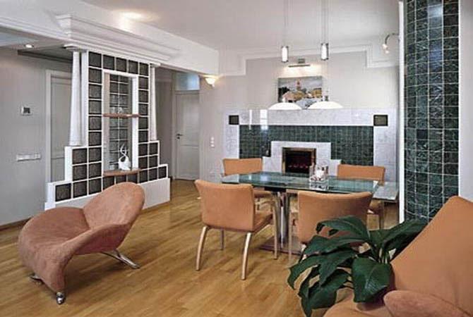 предлагает ремонт офисов квартир большие