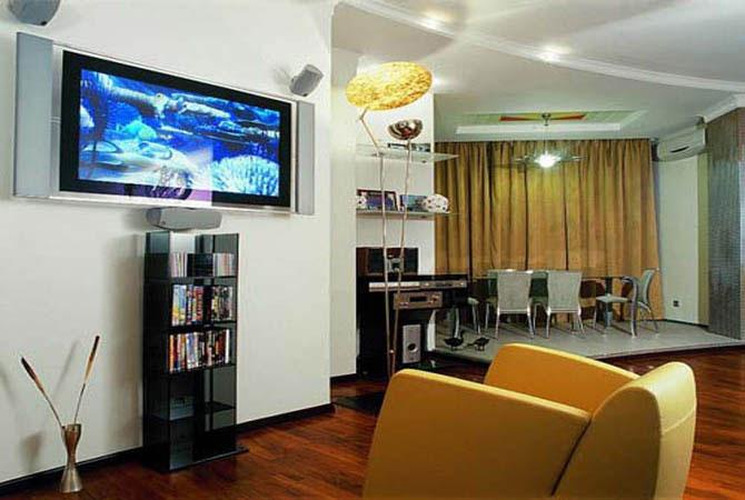 ремонт квартир с лепниной
